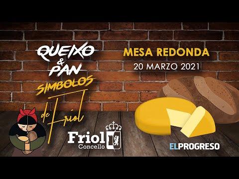 Vuelve a ver el Encontro EP sobre el queso de Friol y pan de Ousá