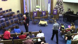 2014 Christmas Program Part 1