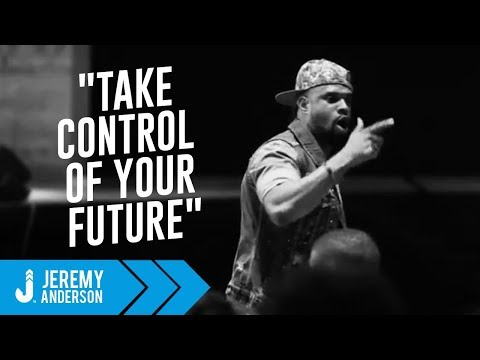 Jeremy Anderson | BEST Youth Inspirational Speaker