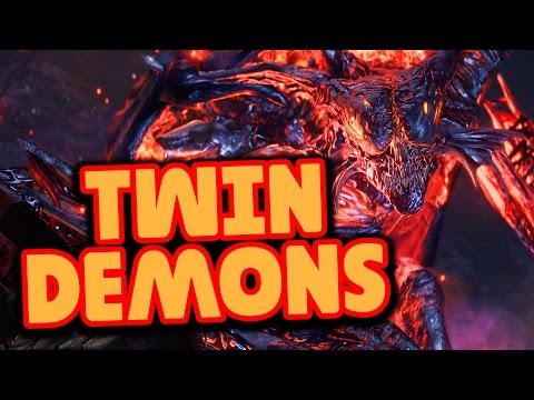 TWIN DEMONS | Dark Souls 3: The Ringed City #2