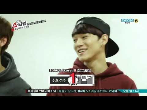 EXO's Showtime - Rap Battle