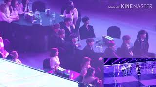 Download Lagu 4rd Wanna One reaction to Blackpink ( SO HOT)  .. mp3