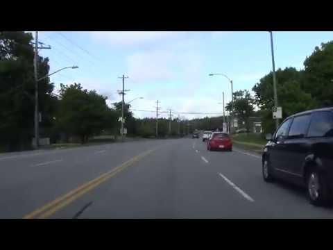 Nova Scotia Trunk 7 - Bedford - Dartmouth - Preston