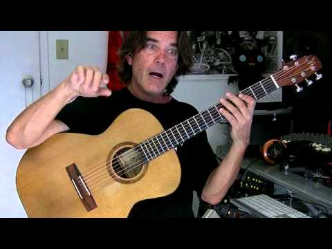 Somebody That I Used To Know - Free Tutorial - Fingerstyle cover - Michael Chapdelaine - tab mp3
