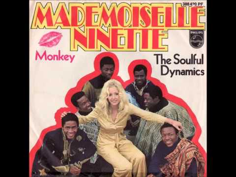 Mademoiselle Ninette par JP