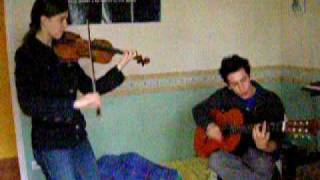 Louise Attaque Violin + Guitar duo