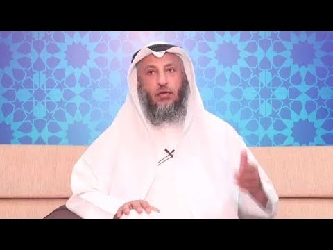 Ваххабитский шейх Усман Хамис подменяет слова в тексте хадиса