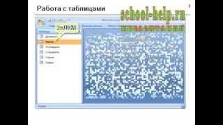 Презентация Изучение программы Microsoft Access