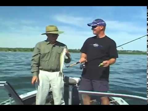 Walleye Fishing Cherry Creek Reservoir Colorado