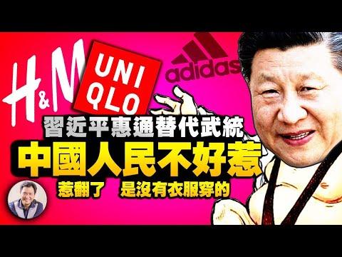 习近平对台湾放软话,国防部发言人称六年不武统;新疆棉的谎言掩盖了什么?粉红大战全球服装品牌(江峰漫谈20210326第298期)