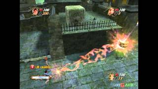 Harry Potter and the Goblet of Fire - Gameplay Gamecube HD 720P (Dolphin GC/Wii Emulator)