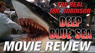 DEEP BLUE SEA (1999) Retro Movie Review