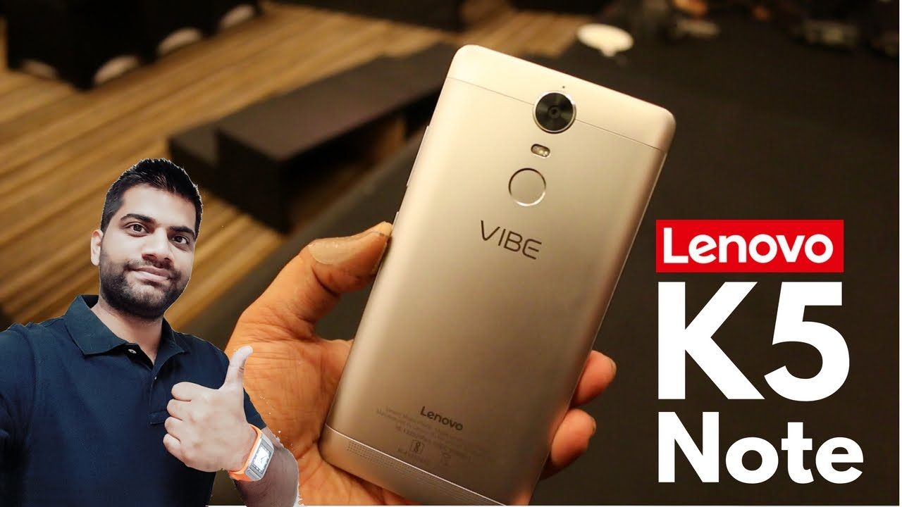 Lenovo K5 Note India | How Good?  My Opinions Not Review
