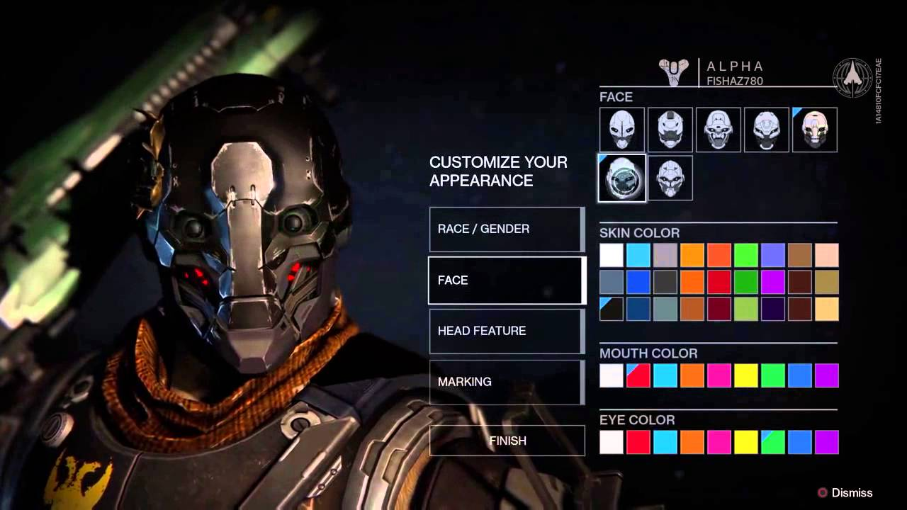 destiny armor customization - photo #11