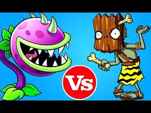 Зомби против Растений Plants vs Zombies Прохождение Игры / Детские Игры