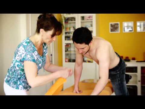 Wirbelsäulentherapie bei Rückenschmerzen (Dorn-Breuss-Methode)