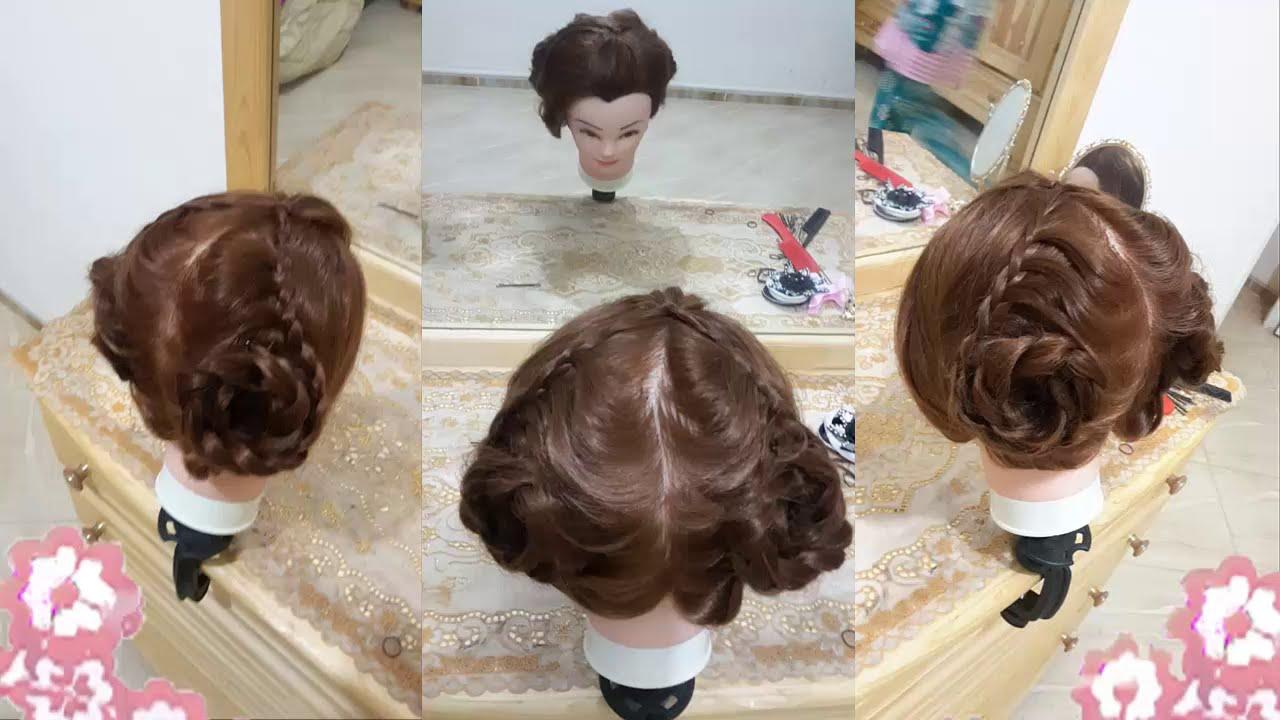 Peinados faciles y rapidos con trenzas para ni a cabello - Peinados nina pelo largo ...