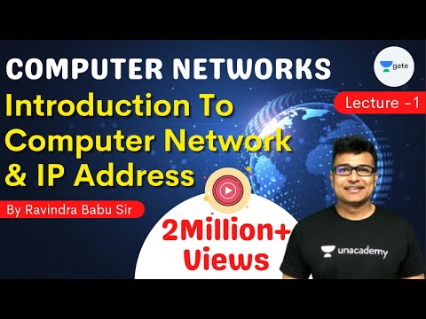 Computer Networks Lecture1,Introduction to Computer network