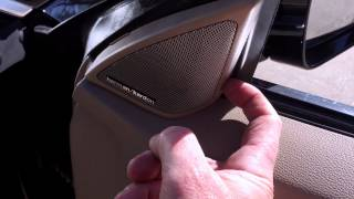 mercedes c207 2010 e350 coupe door panel removal