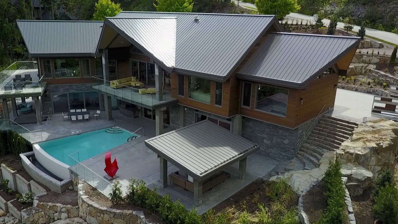The first net zero luxury home in BC
