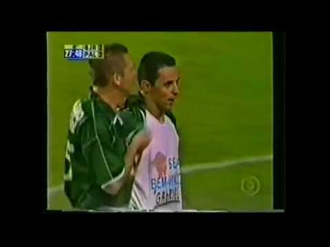 Boca Jrs 2x2 Palmeiras - Gol de Euller Libertadores