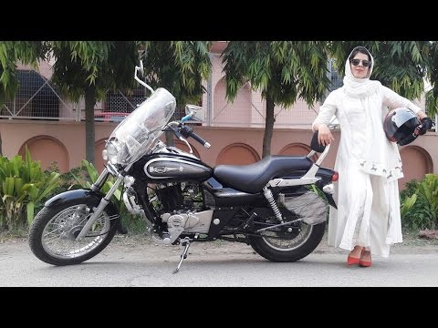 Thumbnail: Badass Female Biker Challenges Gender Stereotypes In India