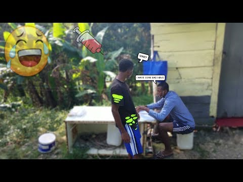 Doctor Cripple   Jamaican Comedy 2019 [ Javaughn Hinds Comedy ]