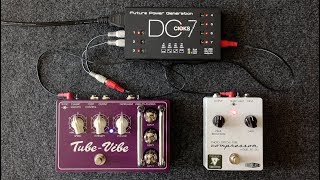 How to power Effectrode pedals