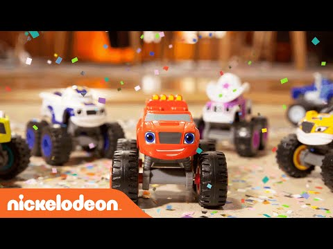 Blaze and the Monster Machines: Race of the Century   Nick Jr.
