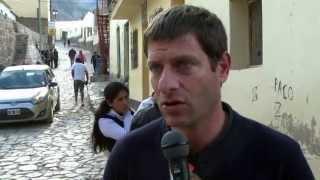 Video: Javier David en Iruya