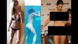 Hottest UFC Women Pics & Videos 2018 - Gina Carano, Paige VanZant, Carla Esparza, Kailin Curran,