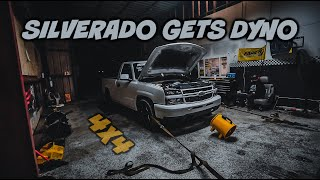 TUNING THE 4X4 SILVERADO! LIGHTNING IS BACK!!