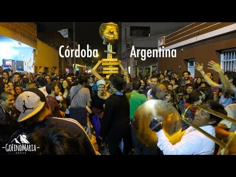 ARGENTINA ON A BUDGET: Córdoba