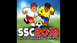 SSC 2018 By Uprising Games IOS Game Review