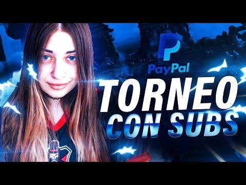 TORNEO CON SUSCRIPTORES   ♥20 EUROS EN PREMIOS♥   Cream TV