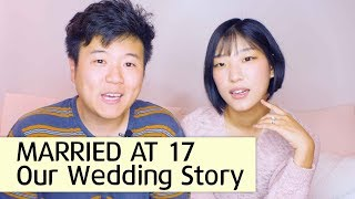 WEDDING FAILS; Married at 17; TRY NOT TO CRINGE w/Pictures