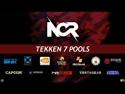 NCR 2018 - Tekken 7 Tournament - Pools 1-4 ft. Saint, Qudans
