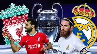 Liverpool vs Real Madrid ● UCL Quarter Final Promo - 2021
