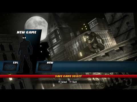 SPIDER-MAN SHATTERED DIMENSIONS - PART 1 - I AM SPIDER-MEN! (Gameplay Walkthrough)