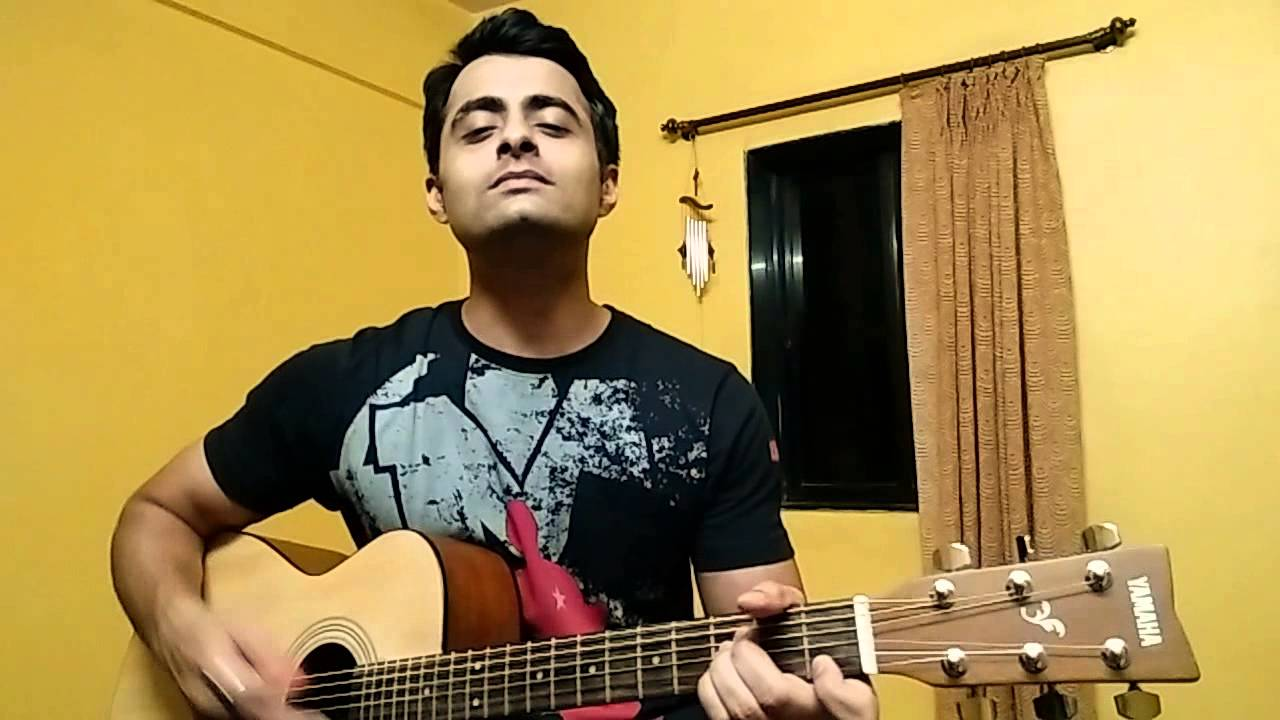 Jeena Jeena : Guitar Cover : Badlapur - YouTube