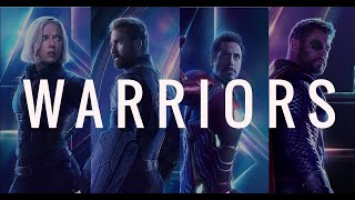 2WEI feat. Edda Hayes - Warriors - Avengers
