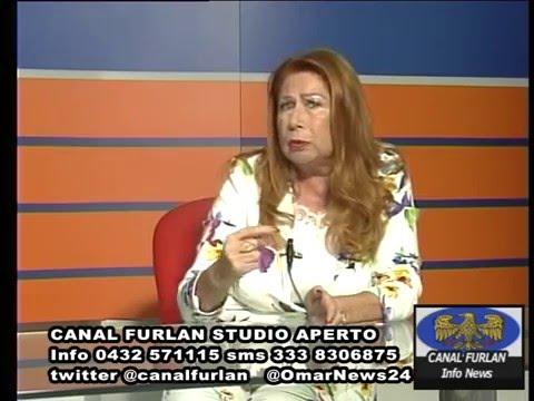 Lauretta Iuretig: Punto nascita Ospedale Latisana  - Intervento Tele Pordenone del 19/09/15