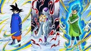 Dragon Ball Super Broly Movie Cards!  +LR Trunks NEW Super Attacks! Dragon Ball Z Dokkan Battle
