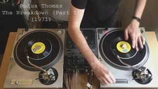 "DJ Mark N 7"" Throwdown Vol.1 (Breakbeats)"