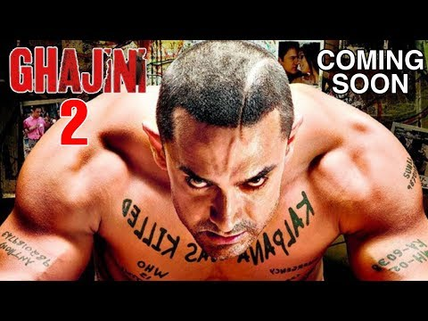 GHAJINI 2 - The Rebel Is Back | Aamir Khan | Ghajini 2 Full Movie & Ghajini 2 Trailer Coming Soon