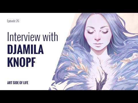 HOW TO BE A RESOURCEFUL ARTIST -WITH DJAMILA KNOPF (EP.26)