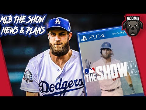 MLB The Show 19 Trailer, New & My Plans For The Year