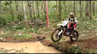 ONE DAY HAPPY Adventure trail 06/11/2016  Kepung Kediri
