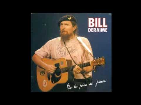 1980 Bill Deraime  – Plus La Peine De Frimer – Album Complet