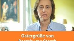 Ostergrüße von Beatrix von Storch